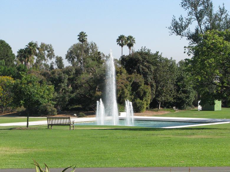 дендрарий и ботанический сад города Аркадия
