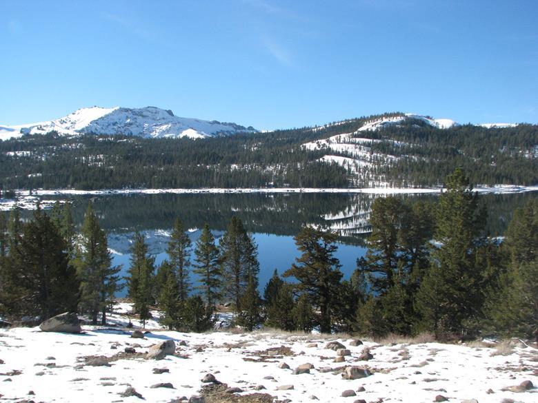 Caples Lake