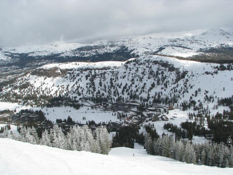 Kirkwood Ski resort – лучший курорт для фрирайда на Тахо