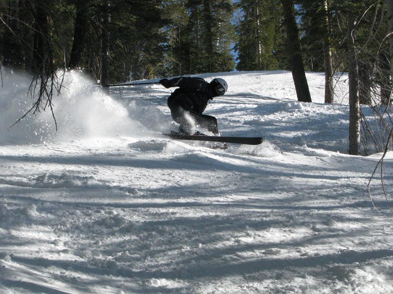 Heavenly Ski Resort