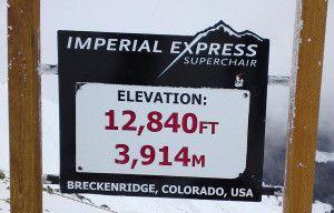 Отчет о катании на лыжах в Колорадо