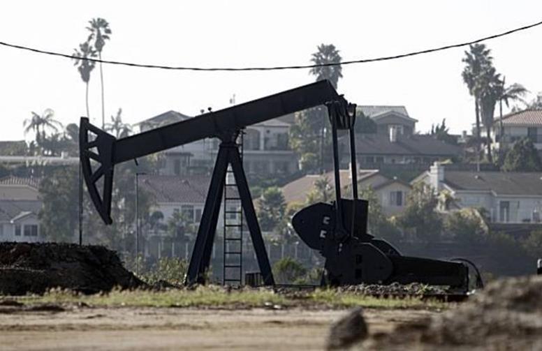 Нефтяная жила Калифорнии