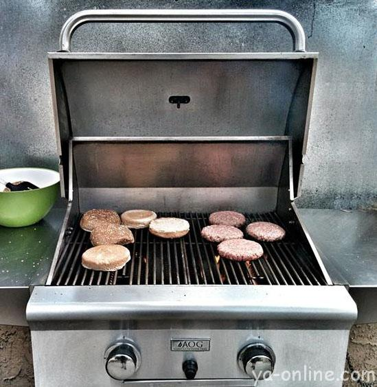 как приготовить американский гамбургер