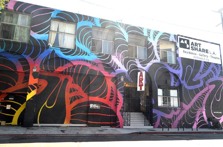 Arts District LA