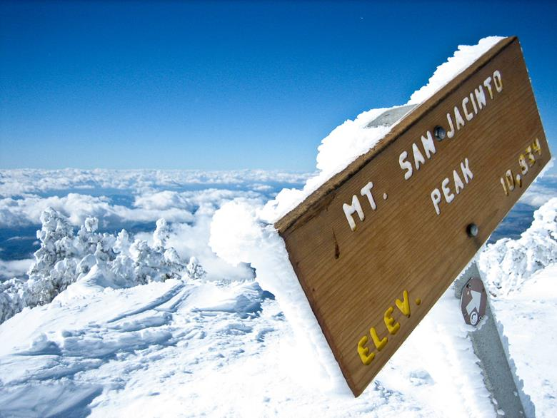 Mt. San Jacinto Peak