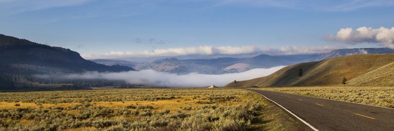 Национальный парк Yellowstone