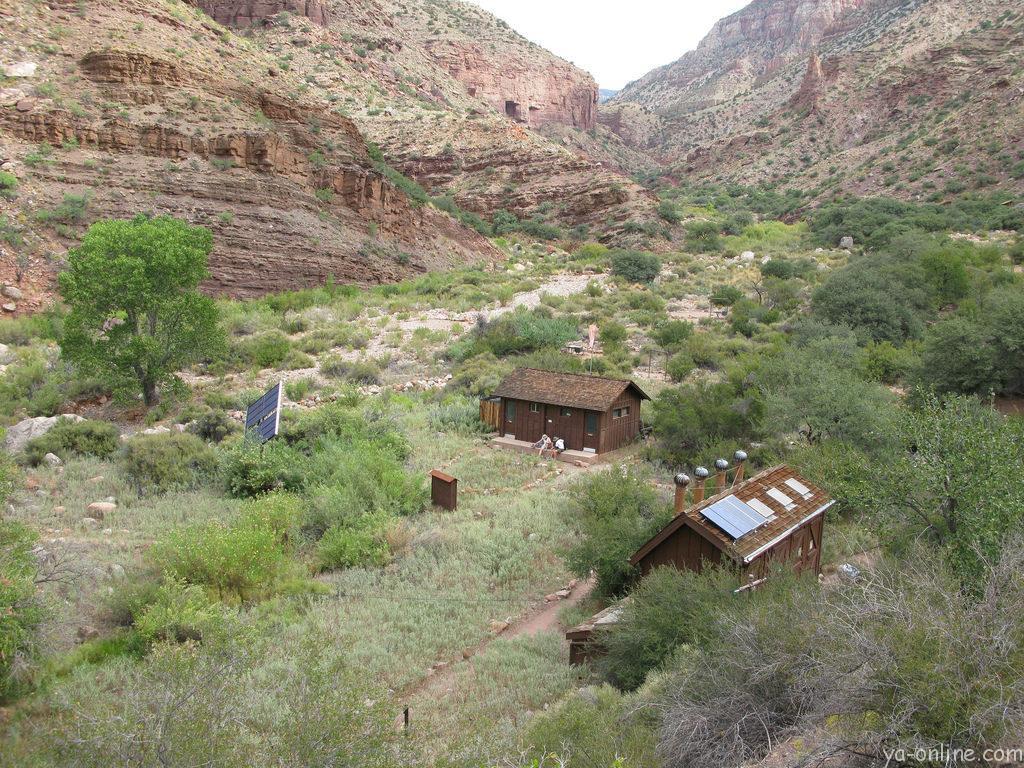 Cottonwood Campground Grand Canyon Rim To Rim