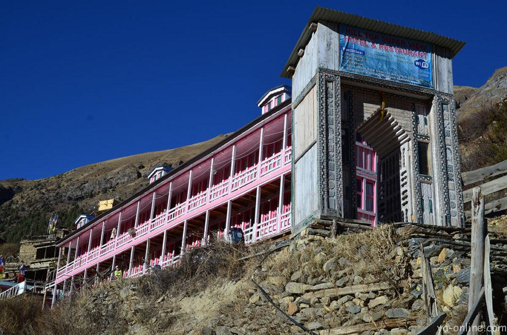 гостевой дом в Непале